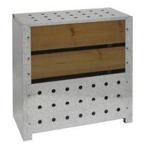 Guillouard - Silo à compost acier et bois