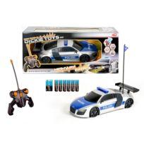 Dickie Toys - Dickie 201119059 Rc Highway Patrol De 28 Cm