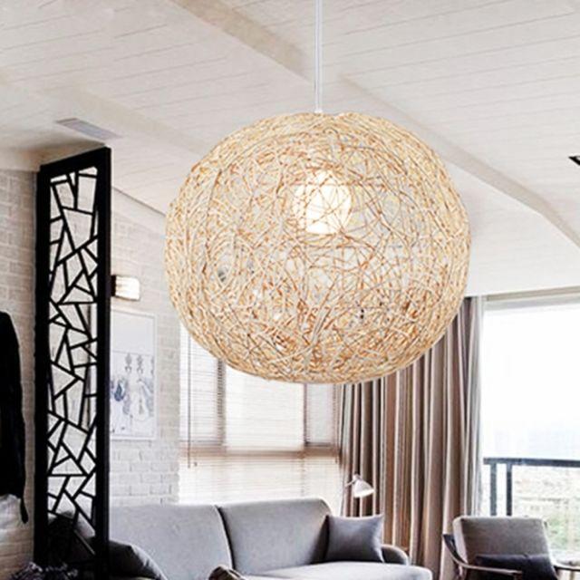 Wewoo Lampe suspendue Luminaire Salon Creative Garden