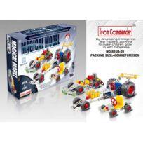 Iron Commander - Kit maquette en métal Voiture Formule 1 3 pièces