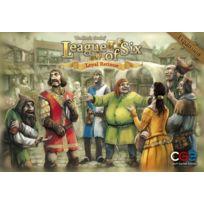 Czech Games Edition - Jeux de société - League of Six Extension Version Française