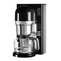 KITCHENAID - infuseur de café à filtre programmable 8 tasses 1200w noir onyx - 5kcm0802eob