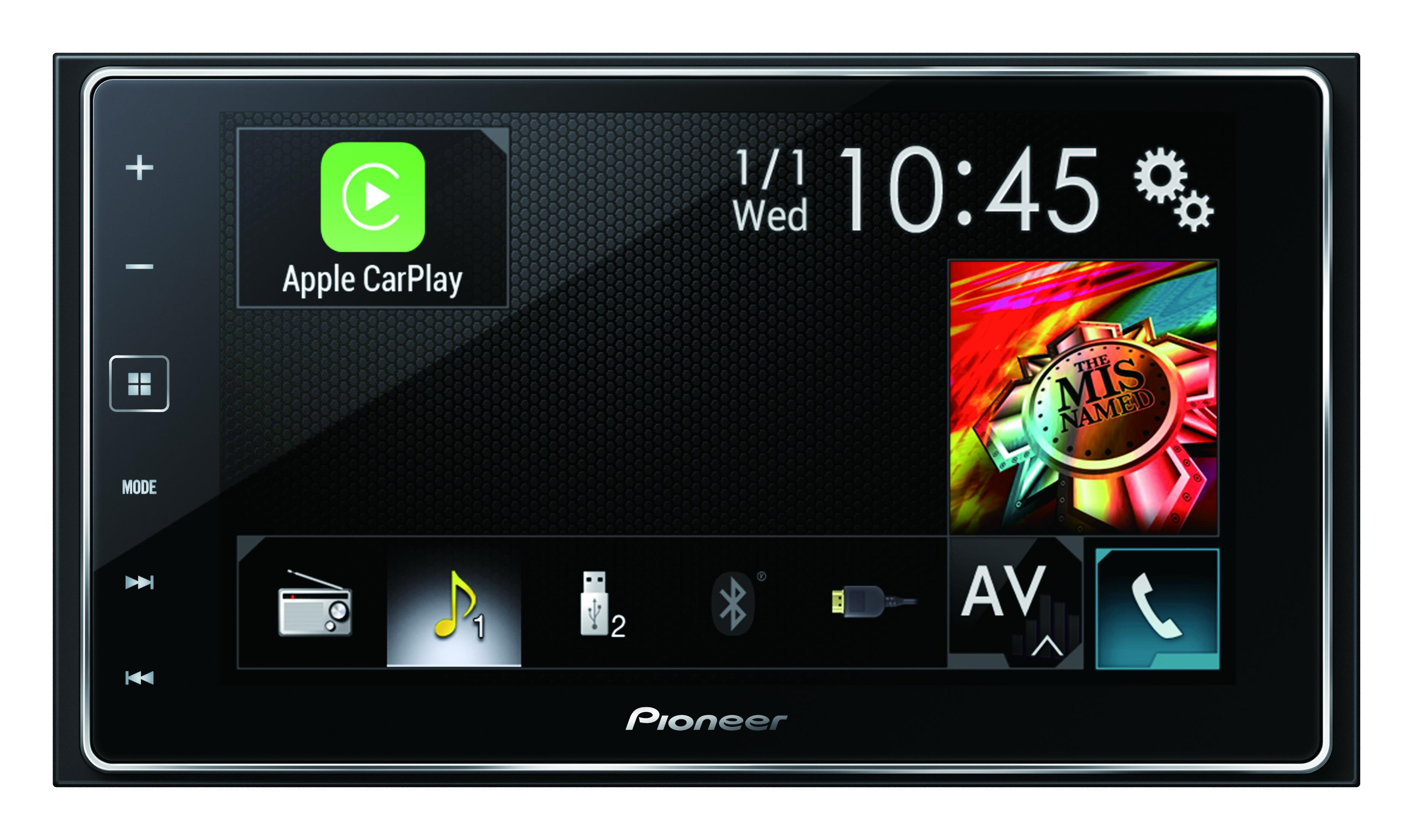 Autoradio SPH-DA120 CarPlay