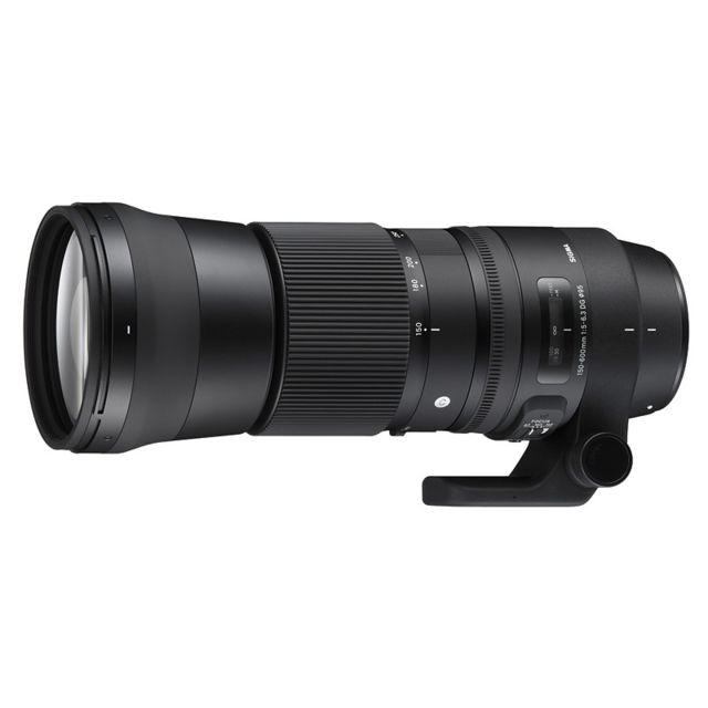 Sigma Objectif 150-600 f/5-6.3 Dg Os Hsm Contemporary Nikon