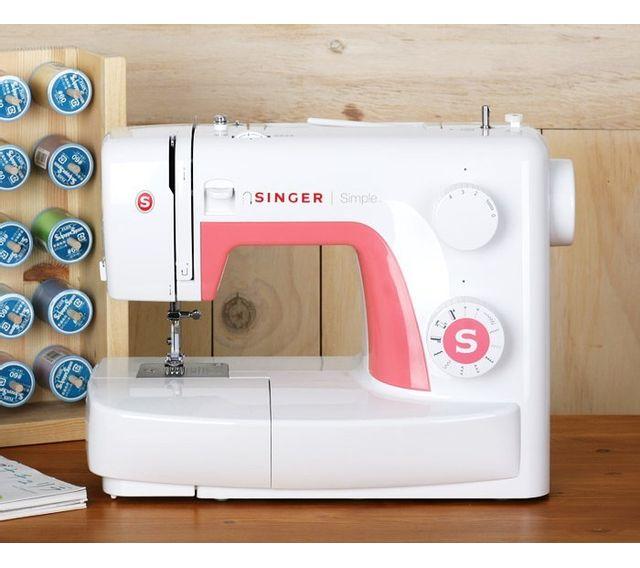 singer machine coudre simple 3210 pas cher achat vente machine coudre rueducommerce. Black Bedroom Furniture Sets. Home Design Ideas