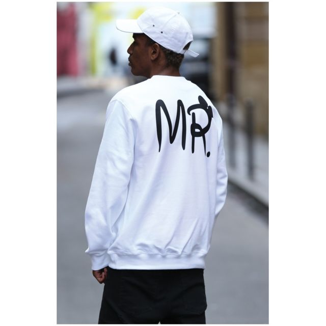 Magic Custom Sweat Col Rond Mister Mouse
