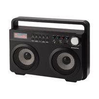 Audiosonic - Radio Soundblaster Radio Bluetooth 2 x 15 W Noir Rd-1557