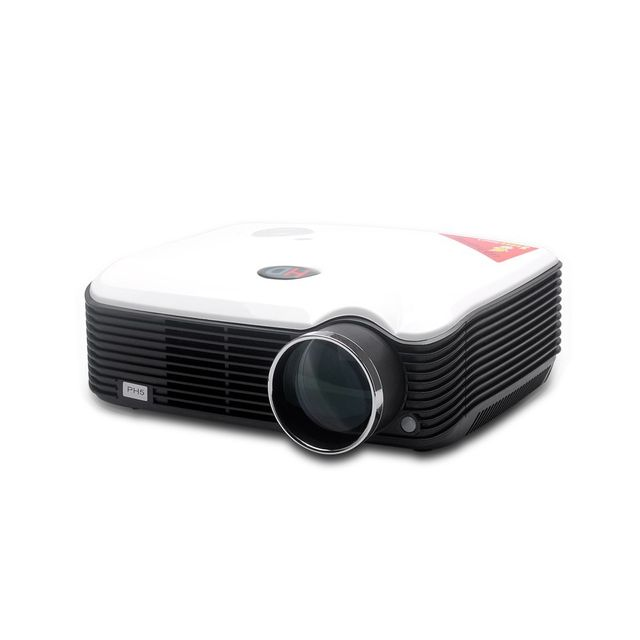 Auto-hightech Projecteur Video Led - 2500 Lumens, 800 x 600