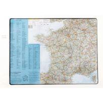 Esselte - sous-main 58x39 carte france