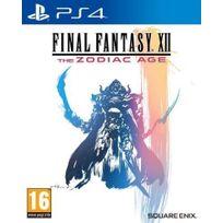 Final Fantasy XII Zodiac Age - PS4