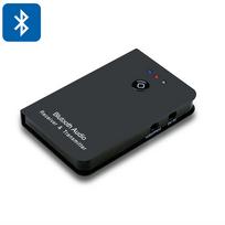 Auto-hightech - Récepteur Audio Bluetooth stéréo + émetteur - Pour Haut-parleurs, Tv, téléphone portable, lecteur Mp3