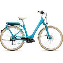 Cube - Vélo Électrique Elly Ride Hybrid 400 Blue´n´aqua 2017 easy Entry 46 Cm
