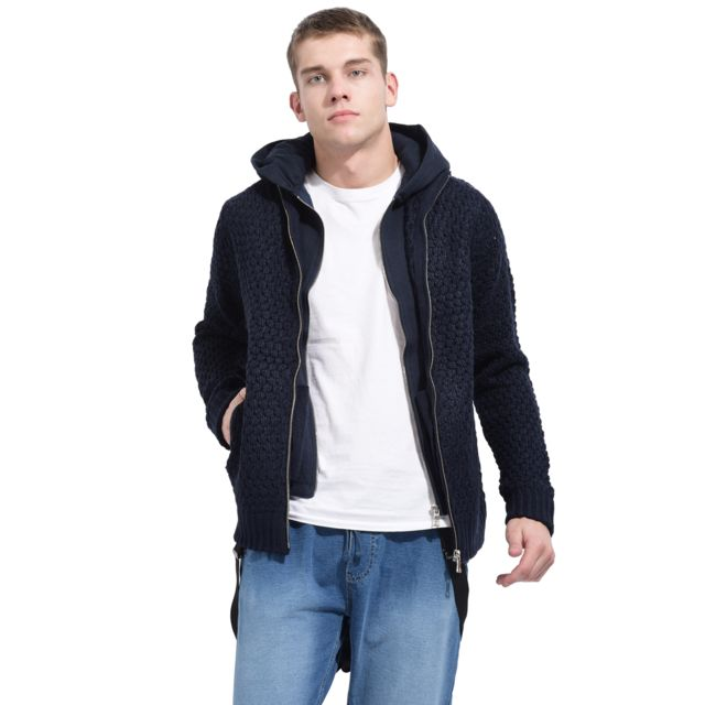Backlight Gilet manches longues