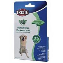 """Trixie - Protection Anti-Tiques """"Spot on"""" Grand chien 20 à 50 kg"""