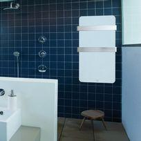 Sèche-serviette en verre 400 W XTALBAGNO