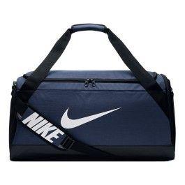 04a2e4693a Nike - Sac de sport Brasilia Medium Duffel bleu foncé - pas cher Achat / Vente  Sacs de sport - RueDuCommerce