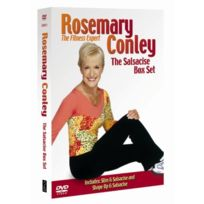 2 Entertain - Rosemary Conley Box Set - Slim And Salsacise/SHAPE Up And Salsacise IMPORT Coffret De 2 Dvd - Edition simple