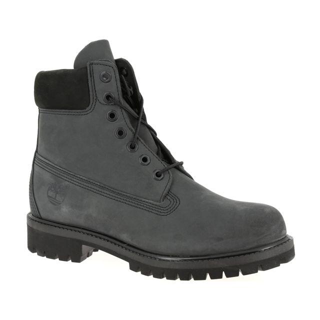 1332b874173 Timberland - 6 Premium Boot - pas cher Achat   Vente Boots femme -  RueDuCommerce