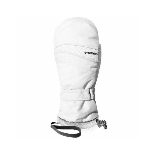c844ed8f02402 Racer - Bloma 2 - Moufles ski femme White - pas cher Achat / Vente ...