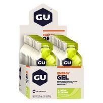 Gu - Gel énergétique citron 24 unités