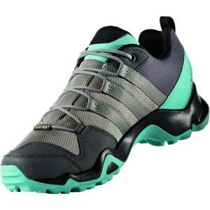adidas TERREX AX2R GTX - Chaussures Femme - gris/vert 5 WiJ2VggJ