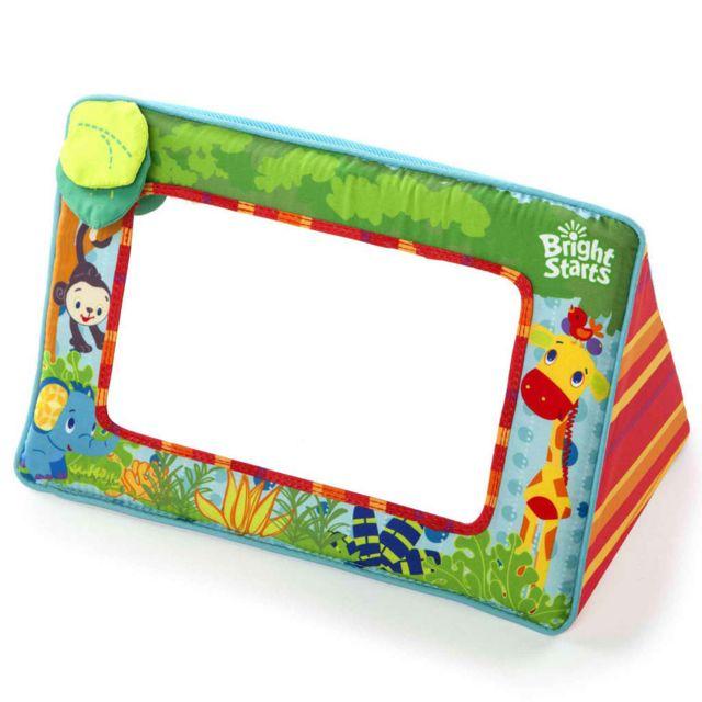 Bright Starts Miroir de plancher Sit & See Safari