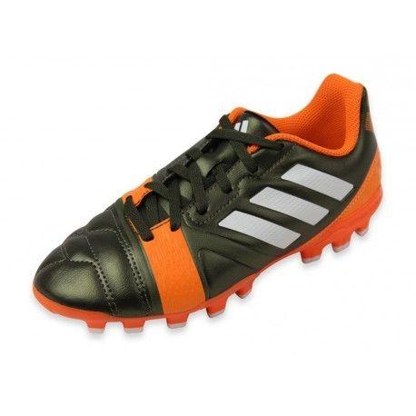 cheap for discount 91d4a 95f2a Adidas originals - Nitrocharge 3.0 Trx Ag J - Chaussures Football Garçon  Adidas Multicouleur