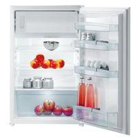 Gorenje - Réfrigérateur table top intégrable Rbi4091AW