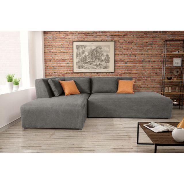 Rocambolesk Canapé Neron Lchl Ottr Denim 14 antr Kos 05 angle gauche sofa divan