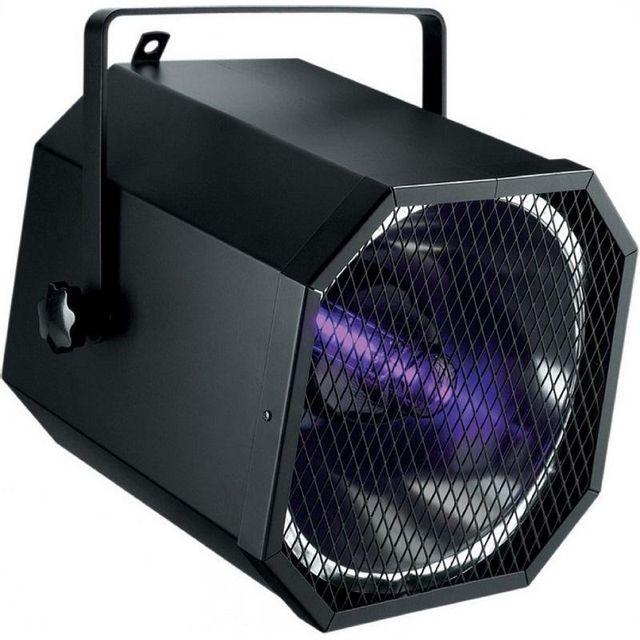 Qtx Uv Cannon Projecteur Lumiere Noire Sans Lampe 400w Pas Cher