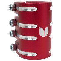 Blazer Pro - Collier de serrage trottinette Collier 4 vis shim rouge Rouge 10845