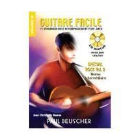 Paul Beuscher - Guitare Facile Vol.8 Spécial Rock 2 Intermédiaire Cd