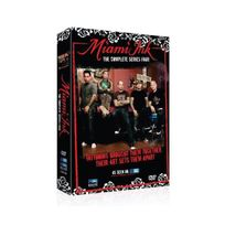 Revelation Films - Miami Ink - Series Four Import anglais