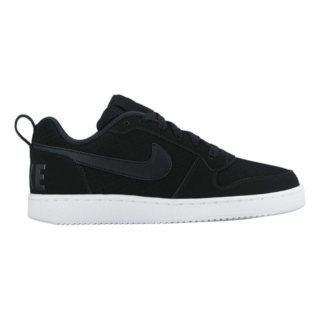 Nike Court Noir Pas Cher Borough Achat Femme Low Chaussures MGUqpSzV