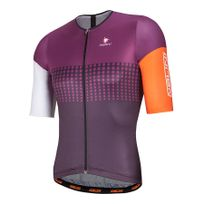 Nalini - Maillot Velodromo manches courtes lilas
