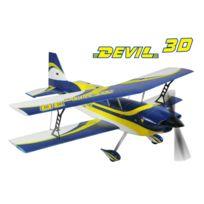 Dynam - Biplan de voltige Devil 3D 1m ARTF