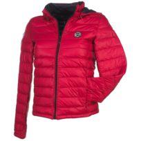 Waxx - Doudounes blousons Down jacket cherry w Rose 33754