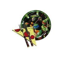 Unitedlabels Ag - Set pizza Tortue Ninja