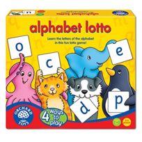Orchard Toys - Orch083 - Jeu De SociÉTÉ ÉDUCATIF - Loto Alphabet