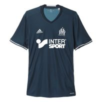Adidas performance - Olympique De Marseille Away Replica Bleu Maillot Club Homme Football