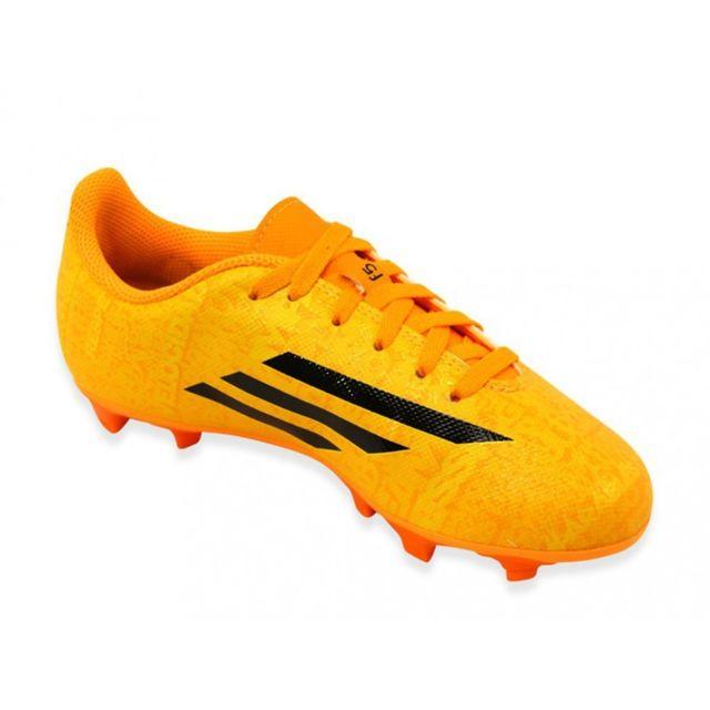 F5 FG J MESSI ORA Chaussures Football Garçon Multicouleur 38 23