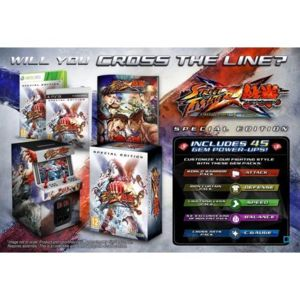 Capcom - Street Fighter X Tekken - Edition Spéciale