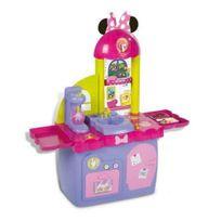 Imc - Cuisine enfant Minnie 3 ambiances 17 accessoires
