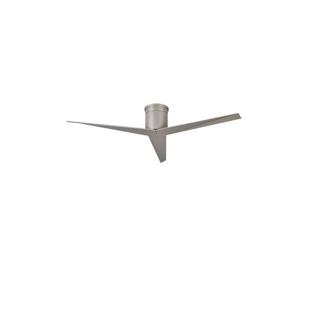 Boutica design Ventilateur de plafond Eliza H 142cm Nickel