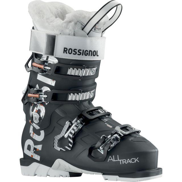 Rossignol - Chaussures De Ski Alltrack Pro 100 Women Noir Femme 22