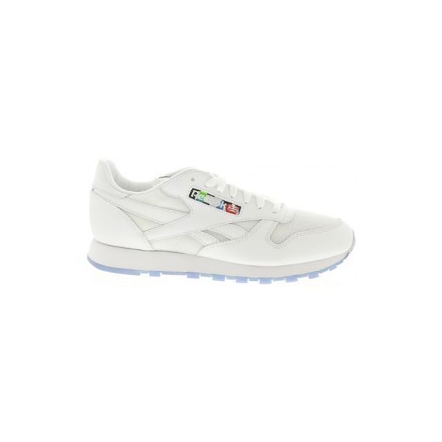 6917cea13ee4 Reebok - Reebok Cl Leather Bf - Ar1685 - Age - Adulte, Couleur - Blanc