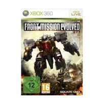 Koch - Front Mission Evolved Xbox360 import allemand