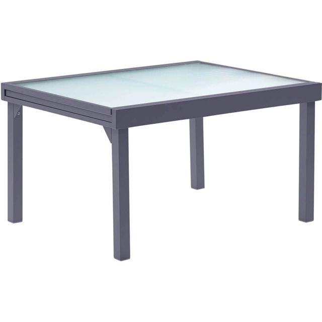 WILSA GARDEN - Table jardin Modulo 6 à 10 personnes - pas ...