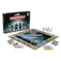 Monopoly - Jeu de société assassins Creed