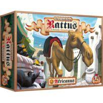White Goblin Games - Jeux de société - Rattus Extension 2 : Africanus